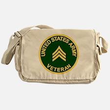 Army-Veteran-Sgt-Green.gif Messenger Bag