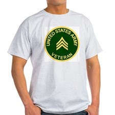 Army-Veteran-Sgt-Green.gif T-Shirt