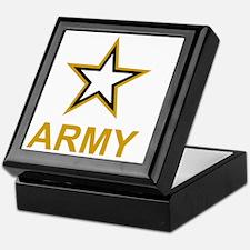 Army-Black-Shirt-3 Keepsake Box