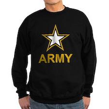 Army-Black-Shirt-3 Sweatshirt