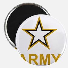 Army-Black-Shirt-3 Magnet