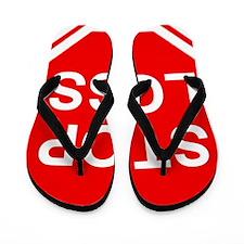 Bush-Stop-Loss-Sign.gif Flip Flops