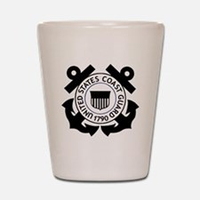USCG-Logo-2-Black.g... Shot Glass