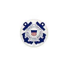 USCG-Logo-2-Blue.gi... Mini Button