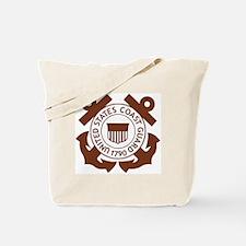 USCG-Logo-2-Brown.g... Tote Bag