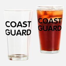 USCG-Coast-Guard-Te... Drinking Glass