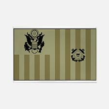 USCG-Ensign-Flag-Su... Rectangle Magnet