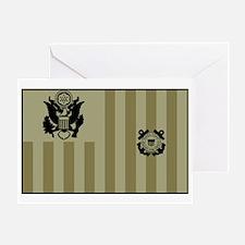 USCG-Ensign-Flag-Su... Greeting Card