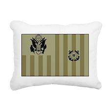 USCG-Ensign-Flag-Su... Rectangular Canvas Pillow