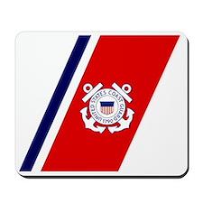 USCG-Racing-Stripe-... Mousepad