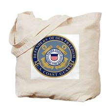 USCG-Defenders-Of-F... Tote Bag