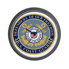 USCG-Defenders-Of-F... Wall Clock