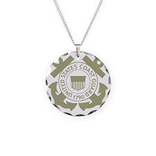 USCG-Black-Shirt-3 Necklace