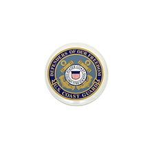 USCG-Defenders-Of-F... Mini Button