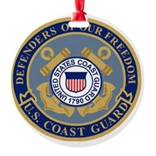 USCG-Defenders-Of-F... Ornament