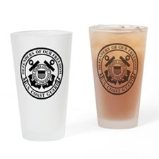 USCG-Defenders-Of-F... Drinking Glass