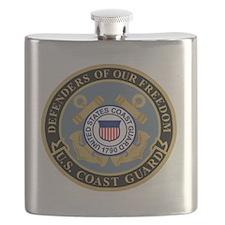 USCG-Defenders-Of-F... Flask