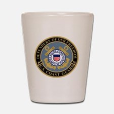 USCG-Defenders-Of-F... Shot Glass