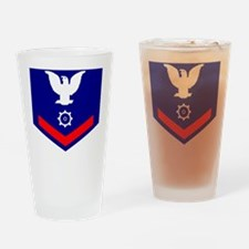 USCG-MK3-Bonnie.gif Drinking Glass
