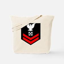 USCG-BM2-Black-Shirt Tote Bag