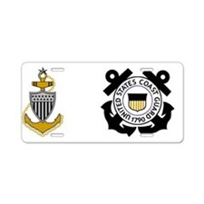 USCG-SCPO-Mug-Y.gif Aluminum License Plate