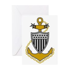 USCG-MCPO-Bonnie-X.gif Greeting Card