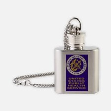 USPHS-Sticker-Y.gif Flask Necklace