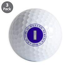 USPHS-LTJG-Cap-White.gif Golf Ball