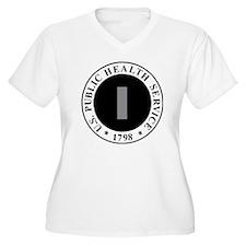USPHS-LTJG-Cap-Kh T-Shirt