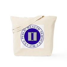 USPHS-LT-White-Cap.gif Tote Bag
