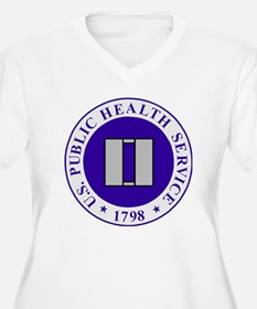 USPHS-LT-White-Ca T-Shirt