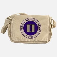 USPHS-LT-White-Cap.gif Messenger Bag