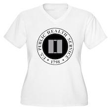 USPHS-LT-Khaki-Ca T-Shirt