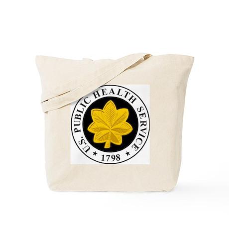 USPHS-LCDR-Cap.gif Tote Bag