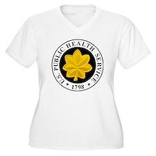 USPHS-LCDR-Cap.gi T-Shirt