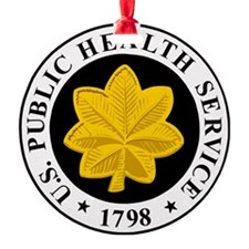 USPHS-LCDR-Cap.gif Ornament