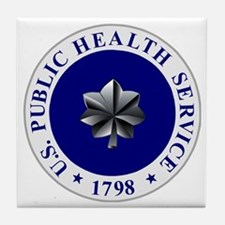 USPHS-CDR.gif Tile Coaster
