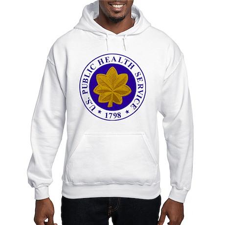 USPHS-LCDR-Cap-2.gif Hooded Sweatshirt