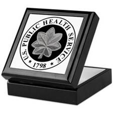 USPHS-CDR-Cap.gif Keepsake Box