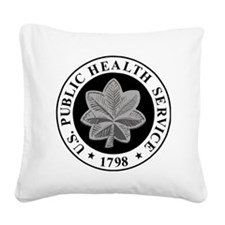 USPHS-CDR-Cap.gif Square Canvas Pillow