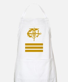 USPHS-CDR-Black-Shirt Apron