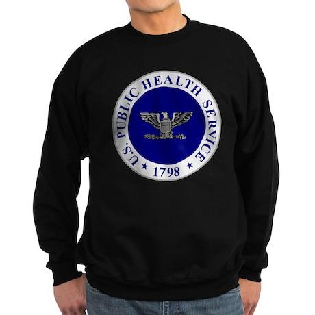 USPHS-CAPT.gif Sweatshirt (dark)