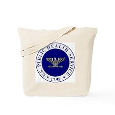USPHS-CAPT-White-Cap.gif Tote Bag