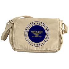 USPHS-CAPT-White-Cap.gif Messenger Bag