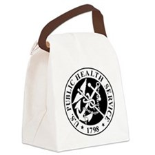 USPHS-Messenger-X.gif Canvas Lunch Bag