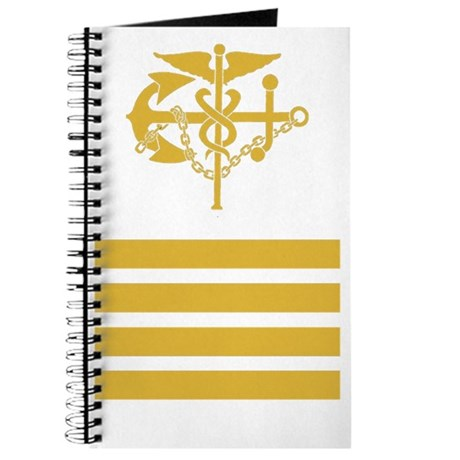 USPHS-CAPT-Black-Shirt Journal