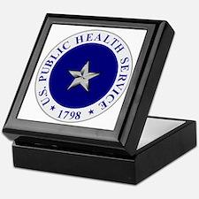 USPHS-RADM-1.gif Keepsake Box