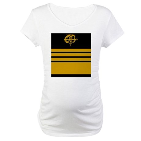 USPHS-ADM-Greeting-Card.gif Maternity T-Shirt