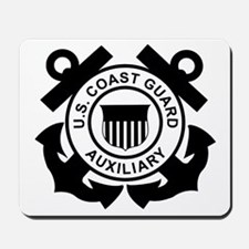 USCGAux-Logo-Black.gif Mousepad