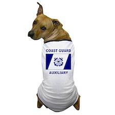 USCGAux-Flag-Shirt-2.gif Dog T-Shirt